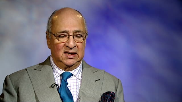 photographs allegedly show evidence of mass torture and killing of detainees; england: london: int sir desmond de silva interview sot - if this is... - torture stock videos & royalty-free footage
