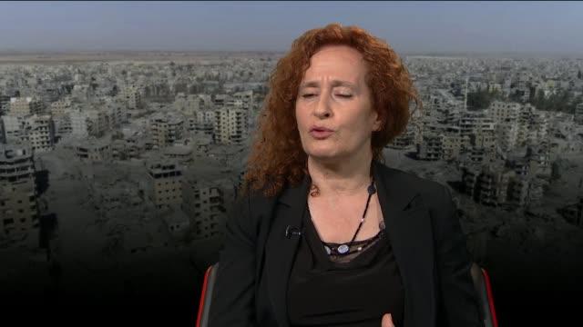 Raqqa airstrikes may have been war crimes says Amnesty ENGLAND INT Donatella Rovera interview SOT