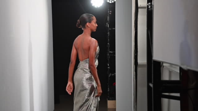 Cong Tri Fashion Walk Through at New York Fashion Week 2019 Alternative Views on February 20 2019 in New York City