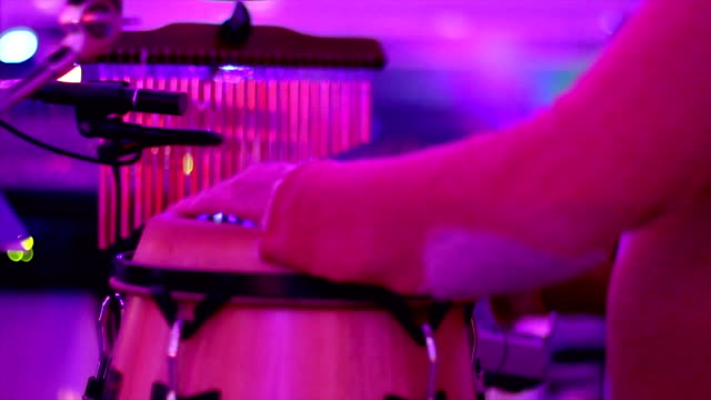 congas - musician stock videos & royalty-free footage