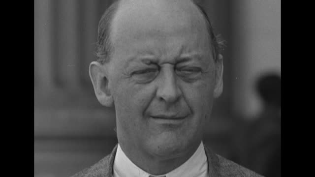 congressman james w. wadsworth jr. staring at cam with a peculiar grin / note: exact day not known - staring stock videos & royalty-free footage