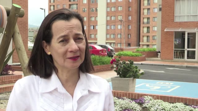 congresswoman clara rojas who was held hostage by the farc for nearly six years says the nobel peace prize awarded to colombia's president juan... - clara rojas stock videos and b-roll footage