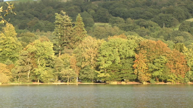 WS, Coniston Water, Lake District, Cumbria, England