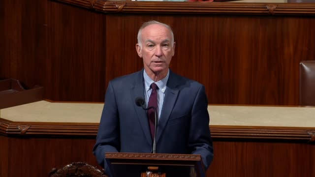 connecticut congressman joe courtney argues that environmental protection agency administrator scott pruitt did not get the memo that protecting... - groton connecticut stock videos & royalty-free footage
