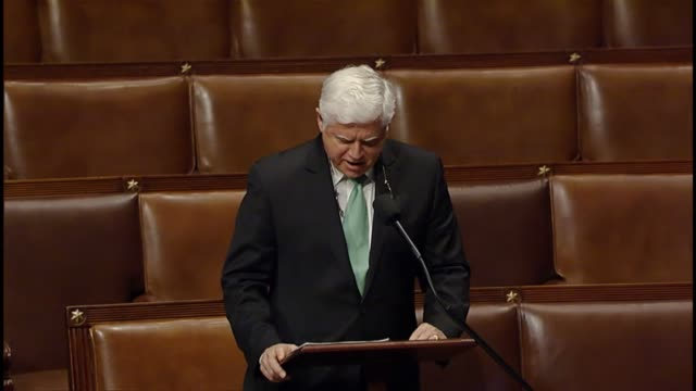 connecticut congressman john larson says americans are in disbelief after another massacre of innocent americans expresses concern that such violence... - newtown connecticut stock videos & royalty-free footage