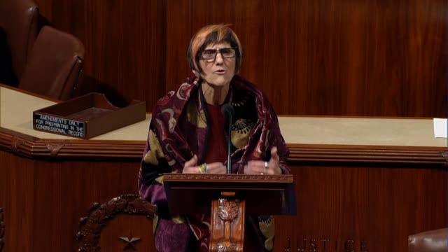 Connecticut representative Rosa DeLauro says of a continuing resolution that the biggest economic challenge of the time was that people have jobs...