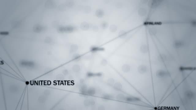 Verbindung - Länder