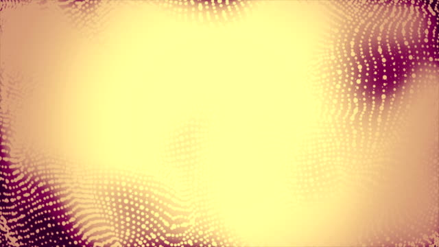 vidéos et rushes de concept de réseau de connexion, stock de couleur pourpre - hasard
