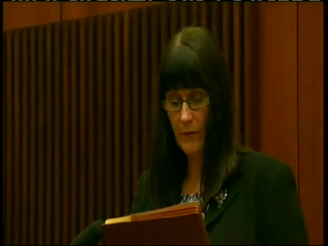 vidéos et rushes de connie wilson, jury forewoman in the retrial of rod blagojevich, says she feels the jury delivered a fair verdict. the former illinois governor was... - united states and (politics or government)