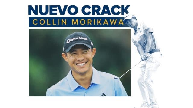 conozca a collin morikawa ,golfista profesional estadounidense que compite en el pga tour. morikawa tuvo una estelar carrera de amateur y en su poco... - pga stock videos & royalty-free footage