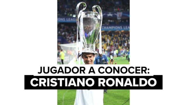 """conozca a cristiano ronaldo dos santos aveiro, mejor conocido como """"ronaldo,"""" considerado entre los mejores futbolistas de todos los tiempos. - portugal stock videos & royalty-free footage"""