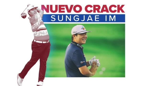 conozca a sungjae im, un golfista profesional de corea del sur que compite en el pga tour. esta joven estrella es uno de solo dos jugadores en ser... - pga stock videos & royalty-free footage