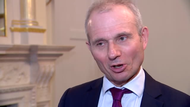 Conservative MP David Lidington saying all of the cabinet are determined to get the best possible Brexit deal for the United Kingdom