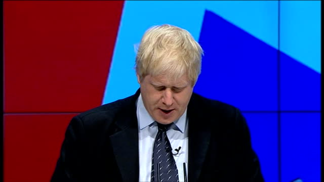 Boris Johnson speech Where does it come from and such is the enthusiasm for the Olympics and Olympic investment that I can today reveal that in the...