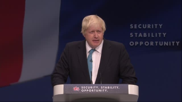 Boris Johnson and Zac Goldsmith speeches Boris Johnson speech SOT fiscal devolution with our great English cities free to spend the business rates...