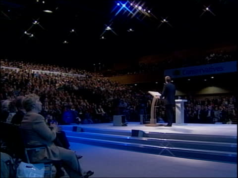 david cameron first speech then perhaps the greatest challenge of all / the challenge of bringing up children in a world that often seems fraught... - monopoly chance stock videos & royalty-free footage