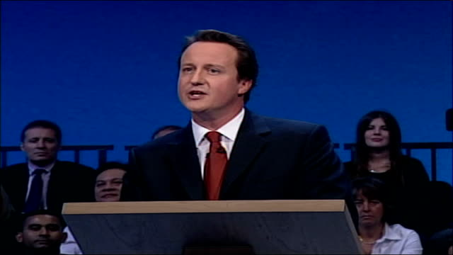 david cameron speech as you might have gathered by now i am passionate about our environment it's a very personal commitment i grew up in the... - things that go together stock videos & royalty-free footage