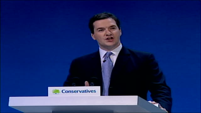 George Osborne speech Our new approach to politics is never being embarrassed to say when you think your opponent is right and it means you earn the...