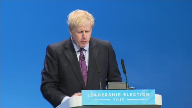 candidates face questions from members in birmingham hustings uk birmingham boris johnson speech and question and answer session with iain dale at... - world trade organisation stock videos & royalty-free footage