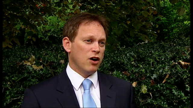 row over alleged mad swiveleyed loons comment london gir geoffrey vero interview sot i think we're trying to have a mature debate and we want cameron... - grant shapps stock videos and b-roll footage