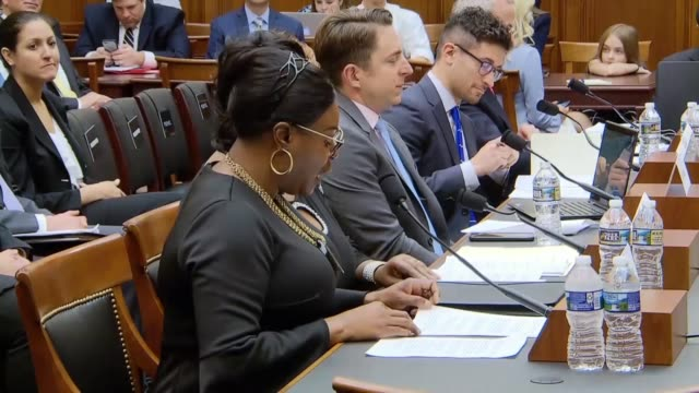 Conservative social media personality Diamond Hardaway tells the House Judiciary Committee in a prepared statement that she and Silk Richardson...