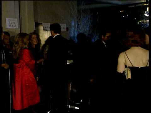 Annual fundraising ball ENGLAND London Billingsgate Zac Goldsmith arriving at the Conservative's Annual Charity Ball / Various people arriving Clean...