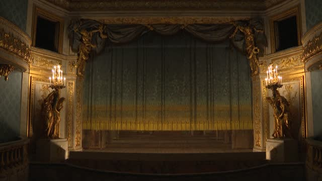 FRA: Makeover for Marie-Antoinette's 18th century 'miracle theatre' in Versailles