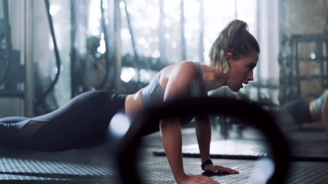 consistency will take you far - bodyweight training stock videos & royalty-free footage