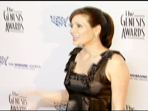Constance Marie at the 2008 Genesis Awards at the Beverly Hilton in Beverly Hills California on March 30 2008