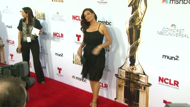 constance marie at the 2014 nclr alma awards at pasadena civic auditorium on october 10 2014 in pasadena california - pasadena civic auditorium stock videos & royalty-free footage