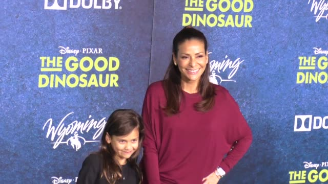 Constance Marie at The Good Dinosaur Premiere at El Capitan Theatre in Hollywood at Celebrity Sightings in Los Angeles on November 17 2015 in Los...