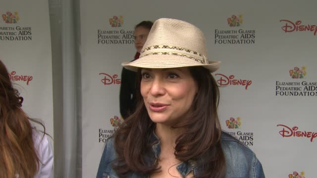 Constance Marie on how she feels to be at the 22nd Annual Time for Heroes Celebrity Picnic why she wanted to come and support why she comes to this...