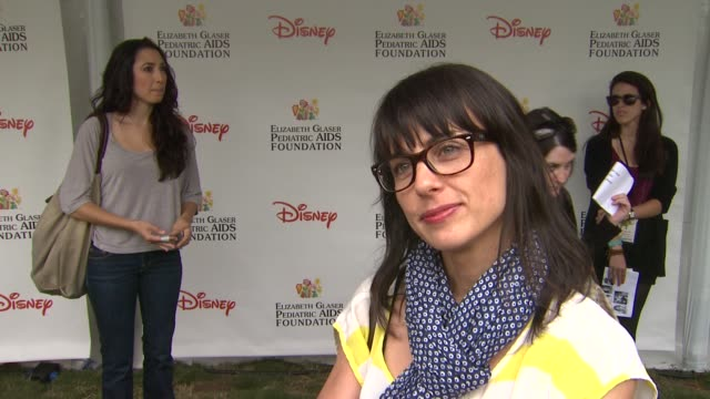 Constance Zimmer on how she feels to be at the 22nd Annual Time for Heroes Celebrity Picnic why she wanted to come and support why she comes to this...