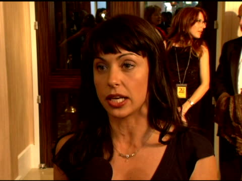 Constance Zimmer on the need for people to speak out on animal's behalf the award she is presenting and on the story behind the article winning the...