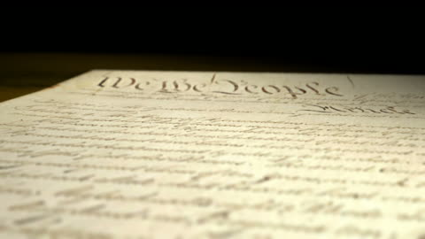 us constitution multi-view 2 - benjamin franklin stock videos & royalty-free footage