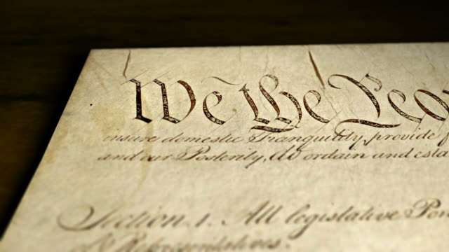 US Constitution Multi-Views (1080/30P)