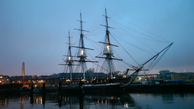 uss constitution - uss constitution stock videos and b-roll footage