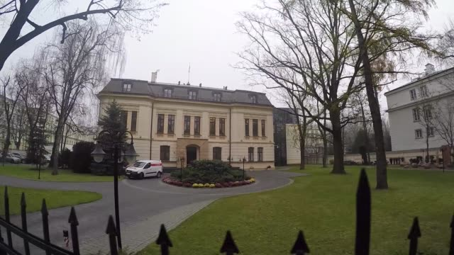 constitutional tribunal building in warsaw - legal system stock videos & royalty-free footage
