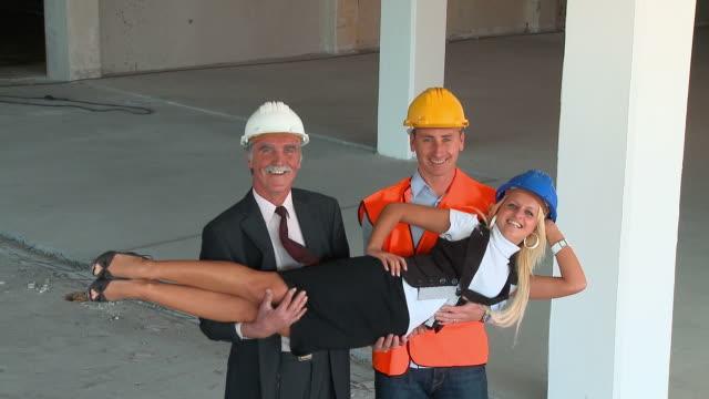 HD-KRAN: Construction Co-worker