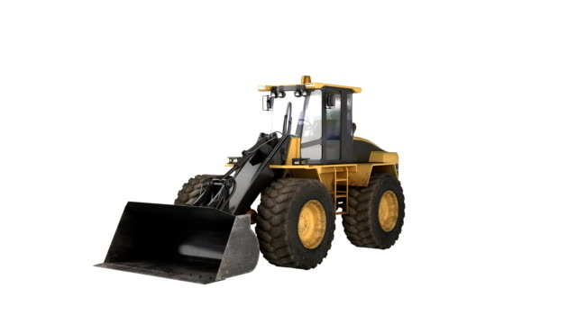 construction equipment bulldozer loader - construction machinery stock videos & royalty-free footage