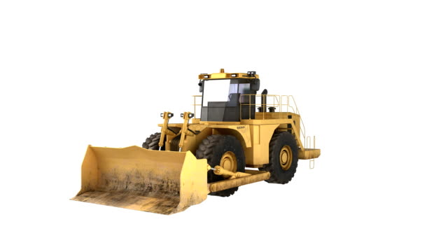 construction equipment bulldozer - construction machinery stock videos & royalty-free footage