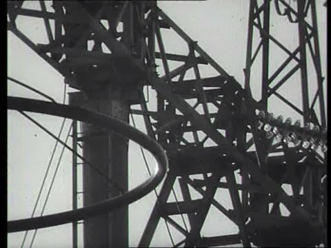 vídeos y material grabado en eventos de stock de construction of chernobyl nuclear power plant - nuclear energy