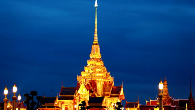 construction of the building art thai. - decorative art stock videos & royalty-free footage