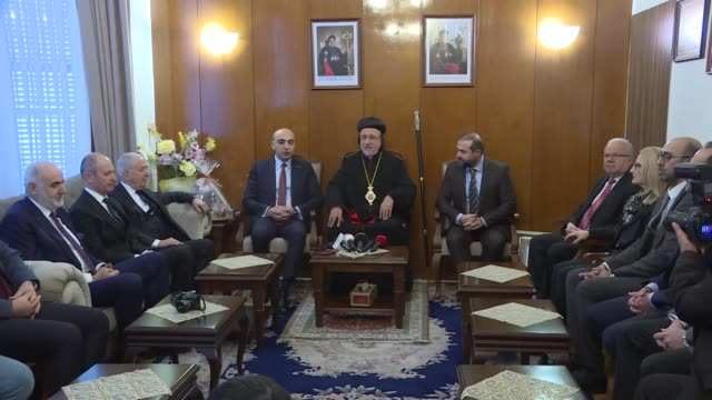 Construction of the firstever church built in Republicanera Turkey will begin at the end of the February said an official in Turkey's largest...