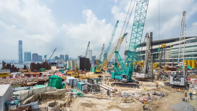 T/L WS Construction Site / Hong Kong, China