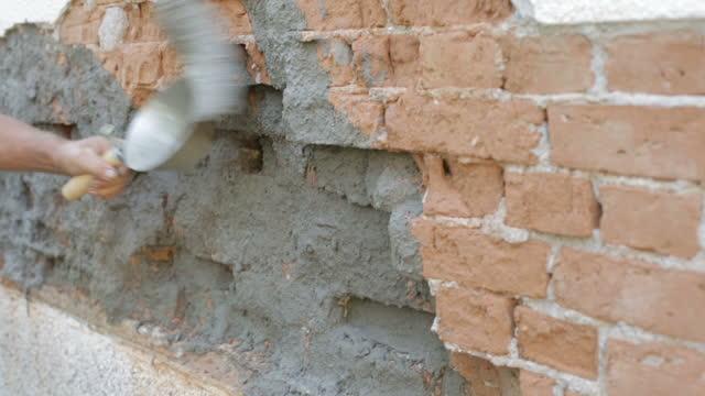 建設現場 - 調理用へら類点の映像素材/bロール
