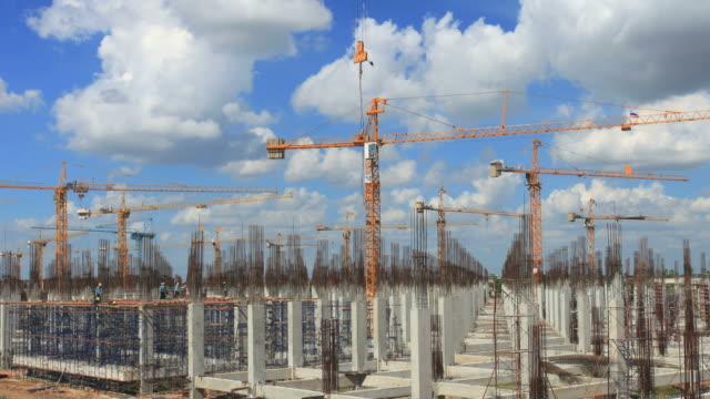 vídeos y material grabado en eventos de stock de solar de construcción. - solar de construcción