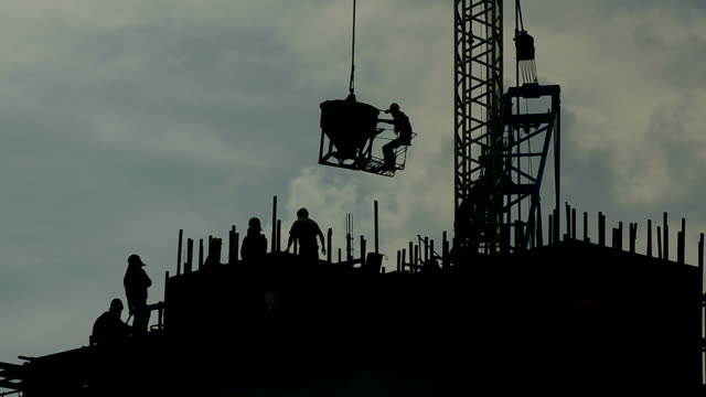 construction worker - scaffolding stock videos & royalty-free footage