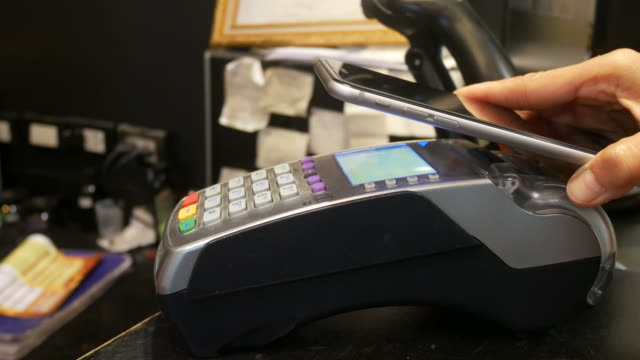 Contact Payment with mobile phone
