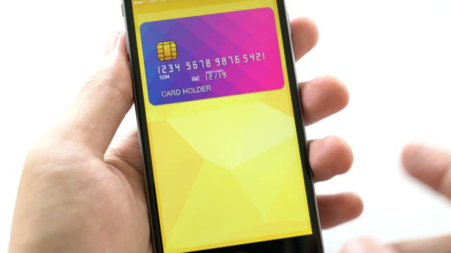 Contactless payment 4K